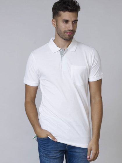 Details about  /D555 Duke Mens Grant Big Tall King Plus Size Short Sleeve Pique Polo Shirt Top